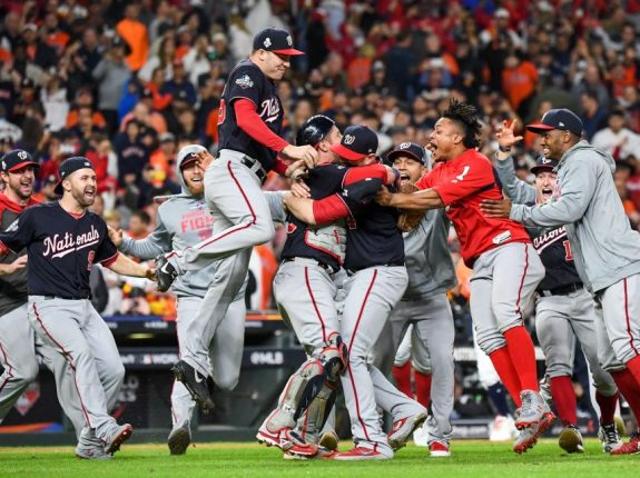 World Series 2019 Game 7 – Houston Astros at Washington Nationals