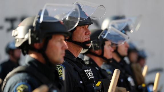 How The Police See Issues Of Race And Policing