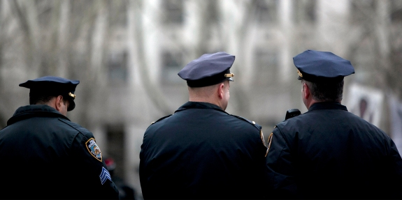 "Federal Lawsuit Challenges NYC ""Stop And Frisk"" Policy"