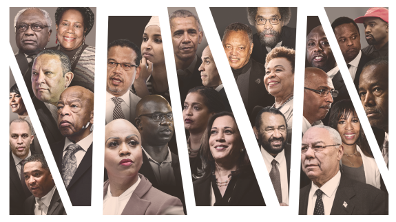 Charles Booker, Jamaal Bowman And The 7 Competing Camps In Black Politics