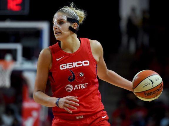 2019 WNBA Finals – Game One