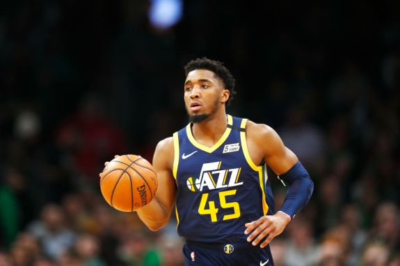 Can Donovan Mitchell Reach His Potential In The Bubble?