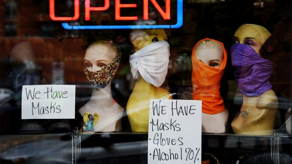 The Science of Mask-Wearing Hasn't Changed. So Why Have Our Expectations?