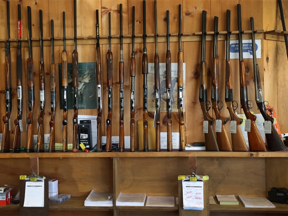 Rhode Islanders Keep Stocking Up On Guns