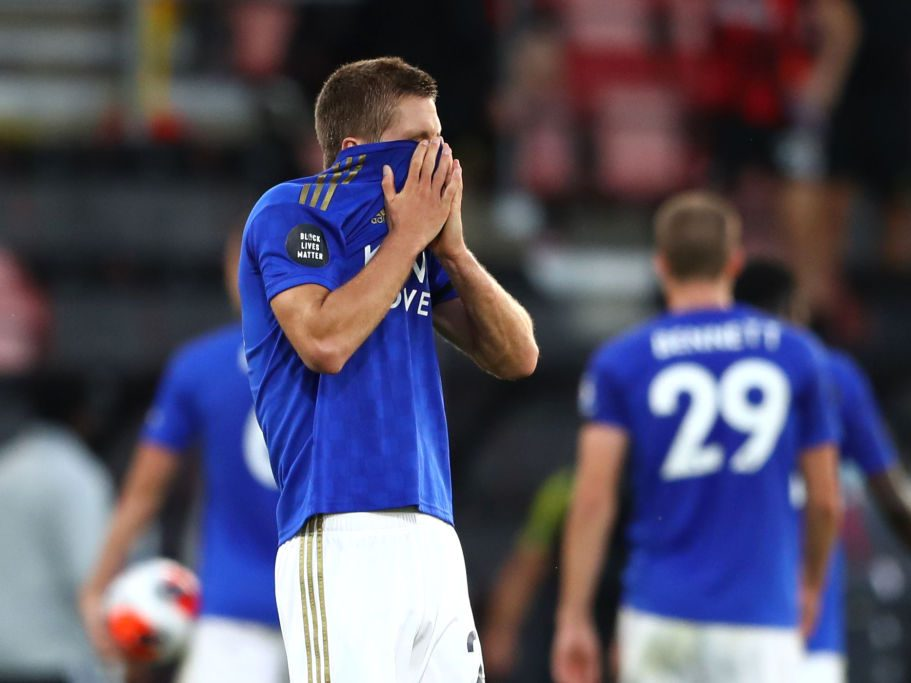 Leicester City Seemed Like A Sure Thing For The Champions League Not Anymore Fivethirtyeight