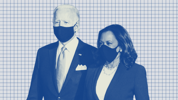 Biden's Pledge To Choose A Woman For VP Was Popular — And So Is Harris