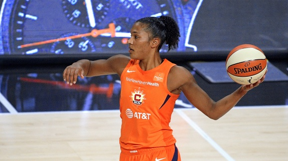 The Pace Of Play Has Never Been Faster In The WNBA