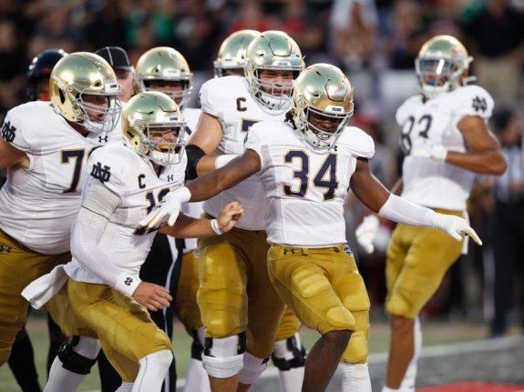 Notre Dame v Louisville