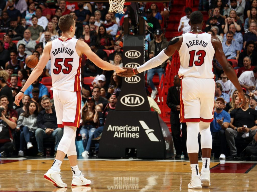 The Miami Heat S Dynamic Duo Could Make Noise In The Playoffs Fivethirtyeight