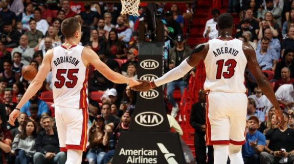 The Miami Heat's Dynamic Duo Could Make Noise In The Playoffs