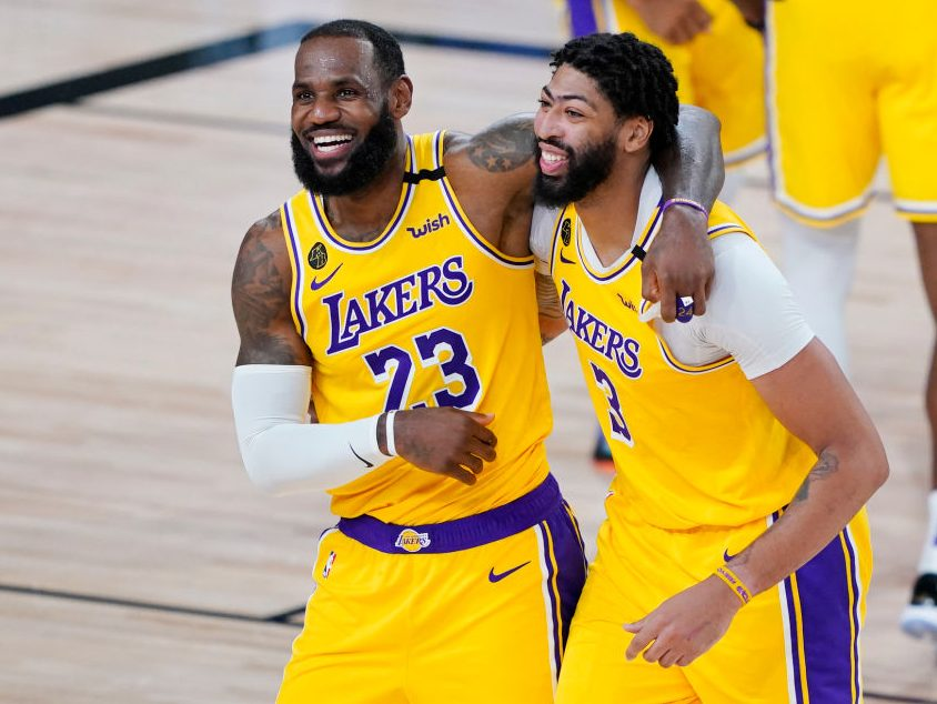 Lebron And Ad Dominate Like Kobe And Shaq But Can They Win Like The Classic Lakers Fivethirtyeight