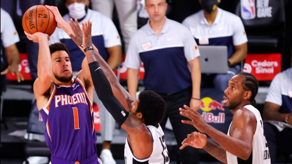 The Suns And Mavs Shouldn't Have Surprised Us … But We Didn't See T.J. Warren Coming