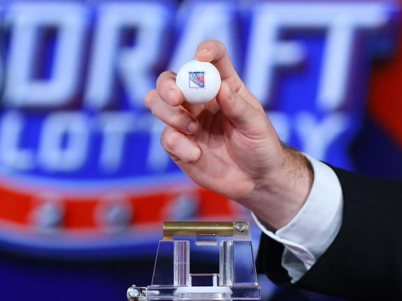 2020 NHL Draft Lottery Phase 2