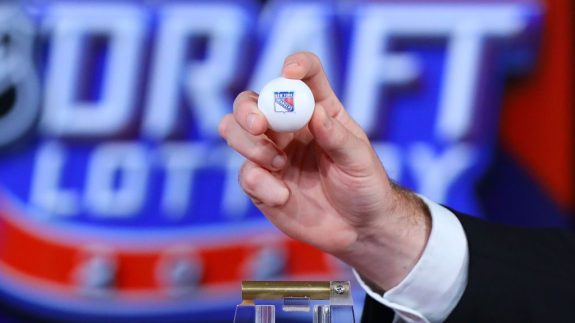 First The New York Rangers Made The Postseason. Then They Got The No. 1 Draft Pick.