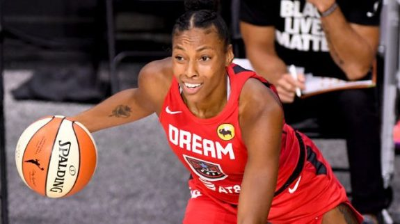 These 3 Breakout Stars Are Making The Most Of The WNBA Bubble