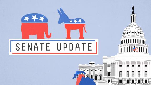 Democrats Are Slight Favorites To Take Back The Senate