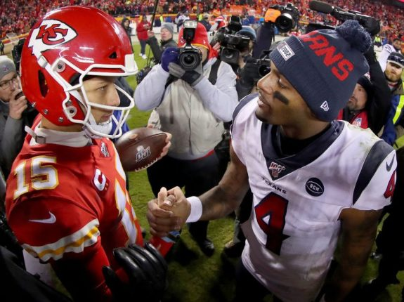 Divisional Round – Houston Texans v Kansas City Chiefs