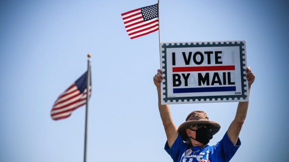 The Latest On Republican Efforts To Make It Harder To Vote