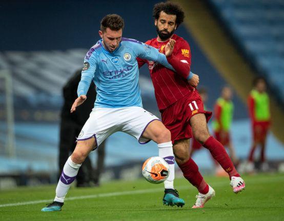 Manchester City v Liverpool FC - Premier League