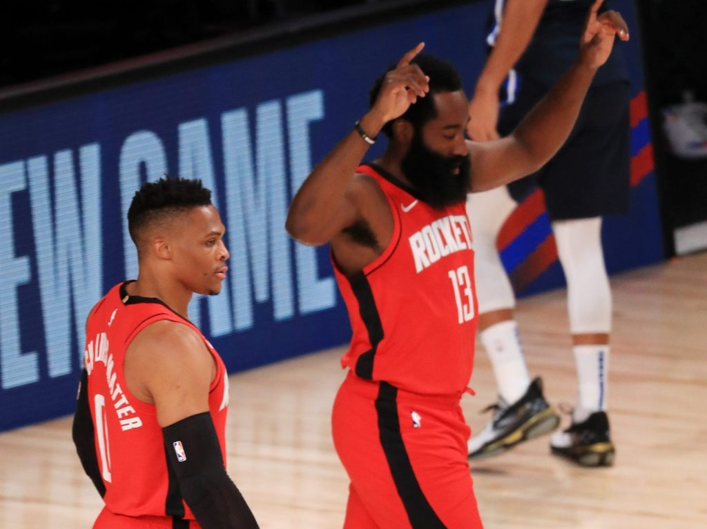 The Rockets New Starting Lineup Is Just Scratching The Surface Of Its Potential Fivethirtyeight