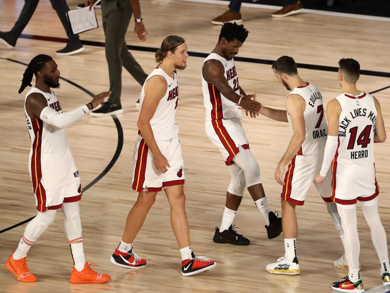 The Miami Heat Act Like They Ve Been Here Before They Mostly Haven T Fivethirtyeight