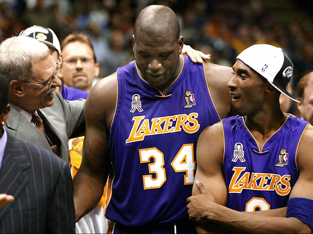 Kobe Bryant Punched A Teammate Over 100 And It Wasn T Shaq Fivethirtyeight