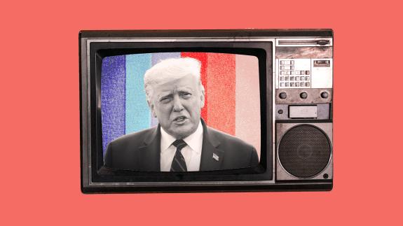 Trump Has Lost His Edge In TV Advertising