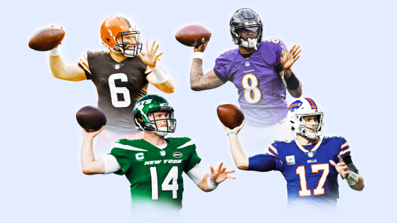 Who's The Best Quarterback From The Much-Hyped 2018 Draft Class?