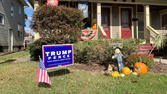 Why Trump Is Losing White Suburban Women