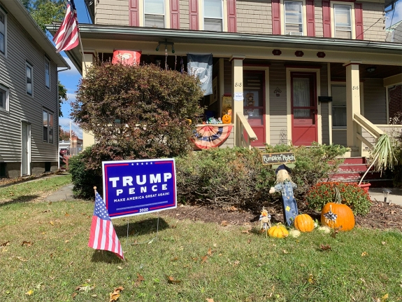 US election 2020: The battle for Pennsylvania