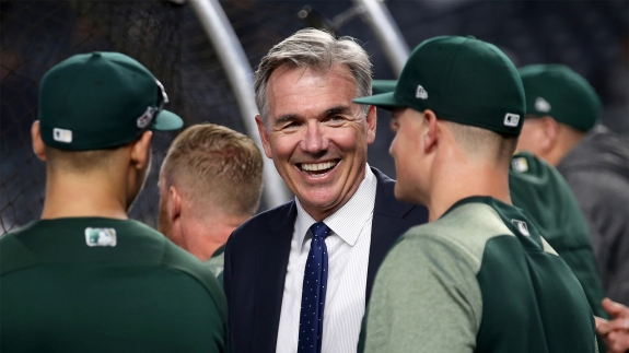 If Billy Beane Is Done With Baseball, He?s Left An Indelible Mark