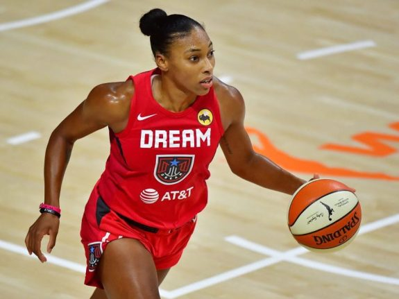 Atlanta Dream v Connecticut Sun