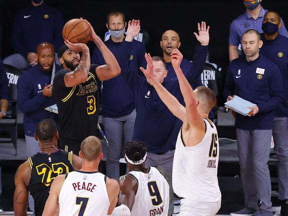 Denver Nuggets v Los Angeles Lakers – Game Two