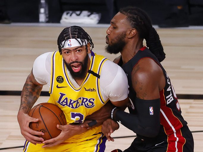 2020 NBA Finals – Game One