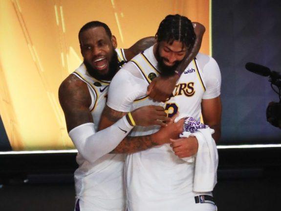 2020 NBA Finals – Game Six