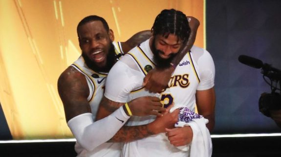 LeBron And AD Are The Heroes. But The Sum Of This Laker Club Was More Than Its Superstar Parts.