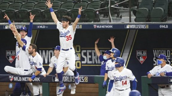 The Dodgers' Championship Machine Took A Decade — And A Lot Of Money — To Build