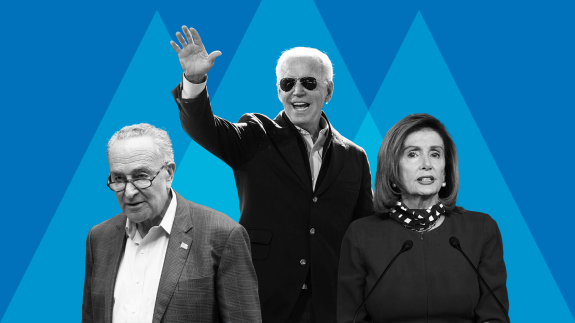 What Would Democrats Do If They Controlled Congress And The White House?