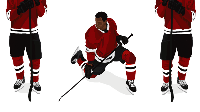 With nhl black wives players Yahoo is