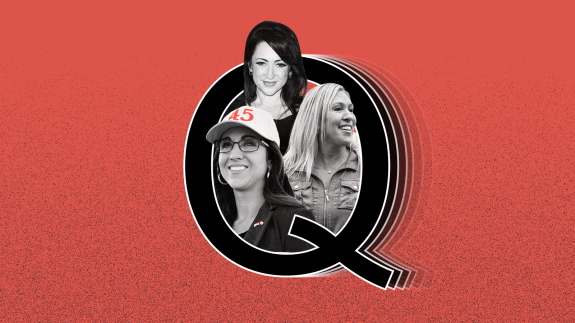 QAnon Isn't Going To Take Over Congress In 2020. But It's Found A Home In The GOP.
