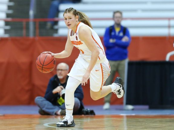 NCAA Women's Basketball Tournament – Second Round – Syracuse