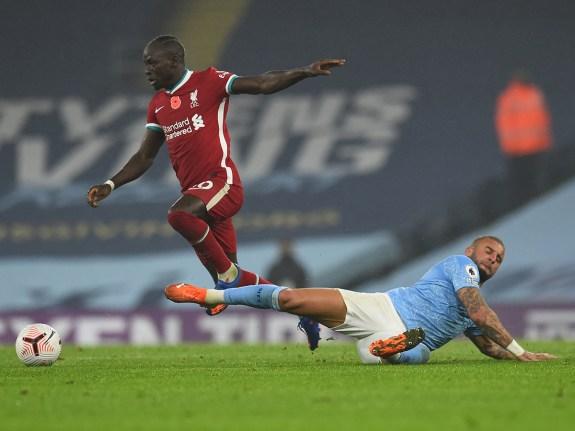 Manchester City v Liverpool – Premier League