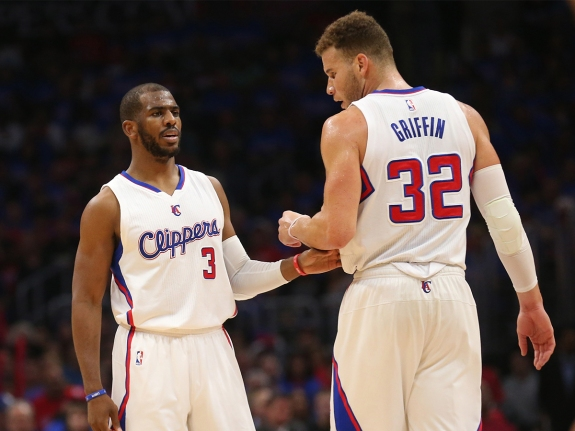 Houston Rockets v Los Angeles Clippers – Game Three
