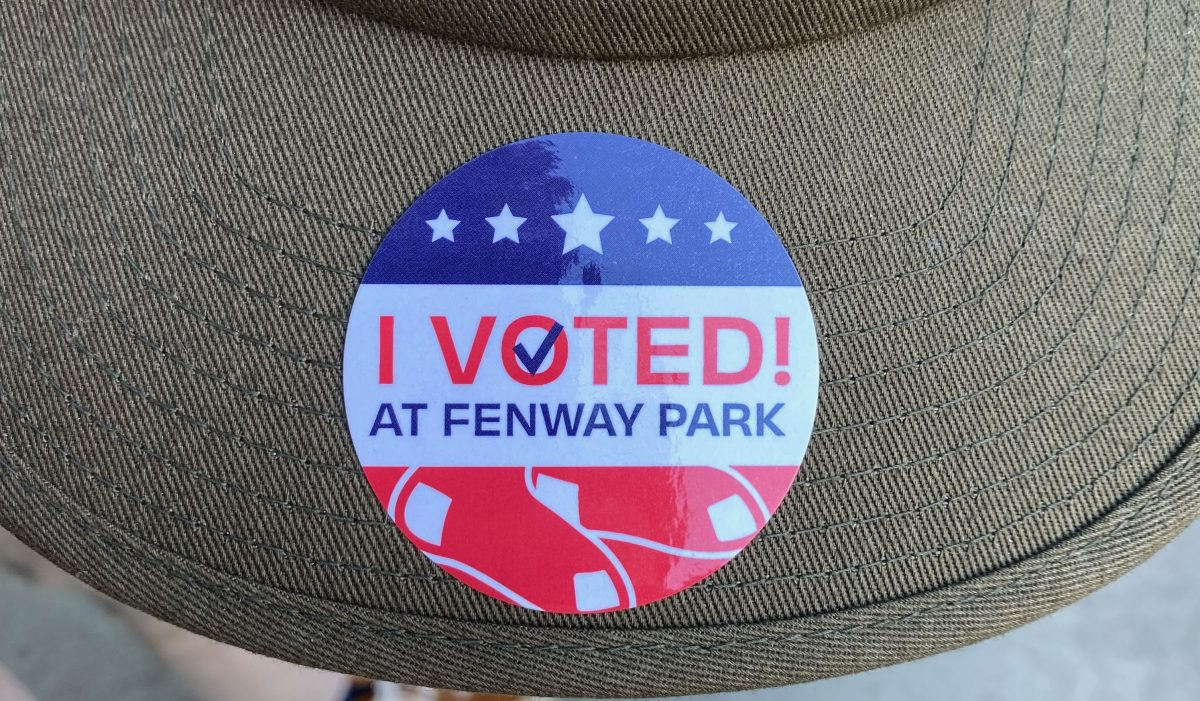 What's It Like To Vote At A Stadium? 1