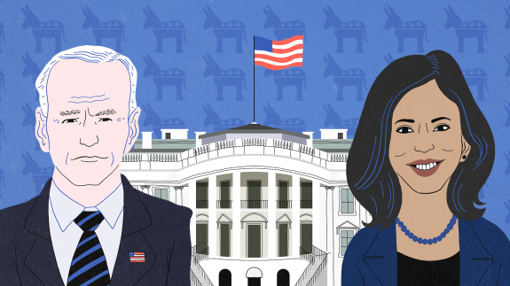 Red State/Blue State News & Politics cover image