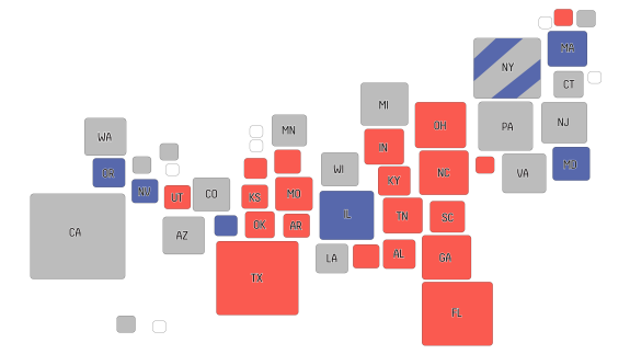 Republicans Won Almost Every Election Where Redistricting Was At Stake | FiveThirtyEight thumbnail