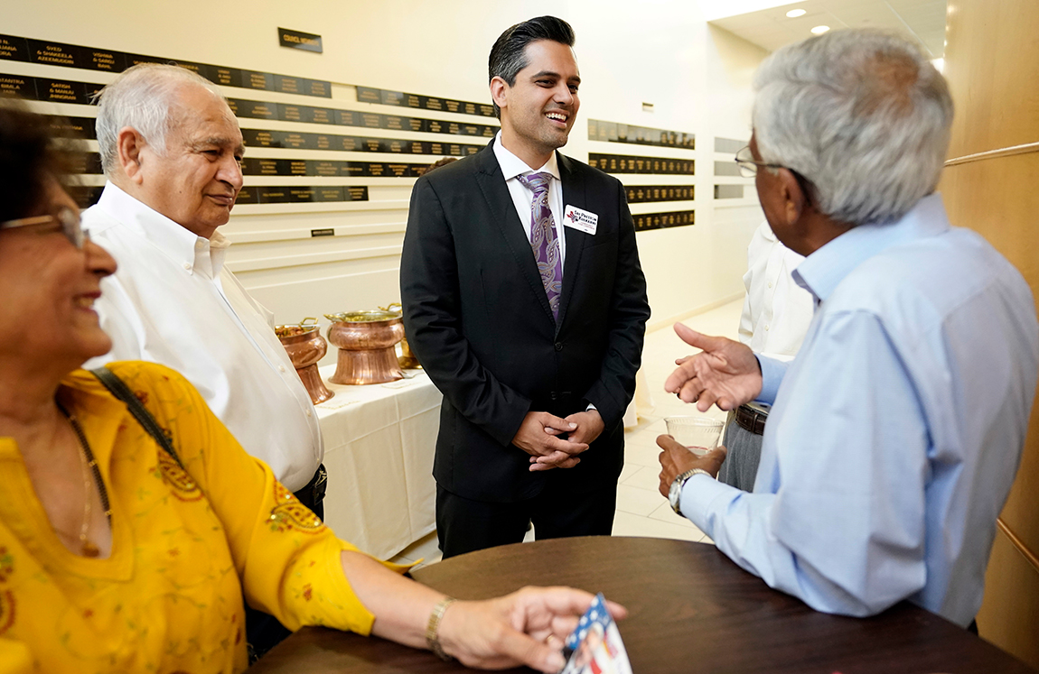 Many South Asian Americans Tap Into Their Community To Kick-Start Their Political Careers 7