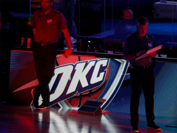 Houston Rockets v Oklahoma City Thunder – Game Four