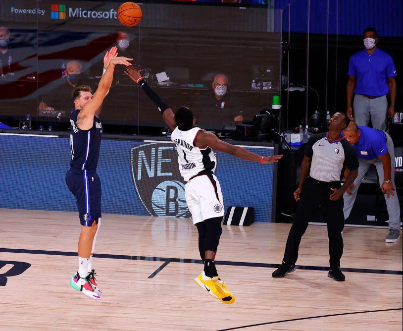 Los Angeles Clippers v Dallas Mavericks - Game Four