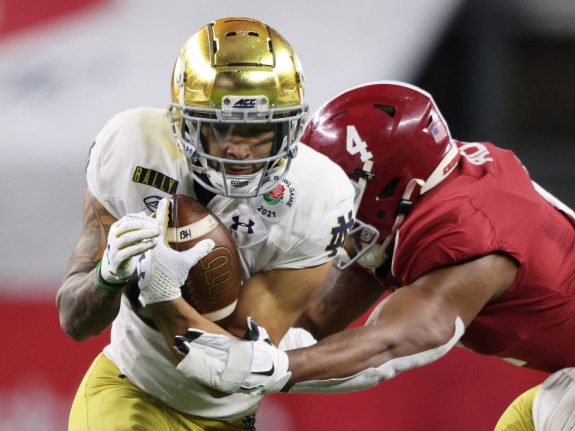 College Football Playoff Semifinal at the Rose Bowl Game presented by Capital One – Alabama v Notre Dame